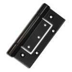 QFHD Hinge Black Powder coated (20968)