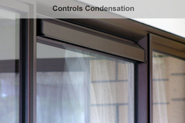Double Glazed Ventilation : Easy air ventilation joinery developments ltd