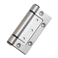 Quick Fix Hinge Satin Silver (20701)