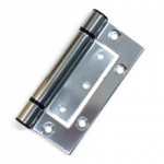 QF7 Hinge Bright & Polished Silver (20750)